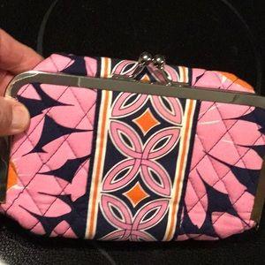 Vera Bradley,  Makeup Bag, Jewelry Bag,